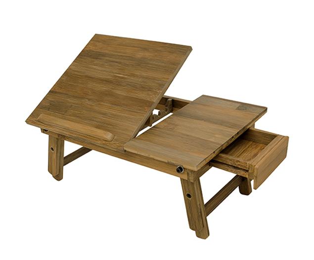 Bamboo Folding Work Table