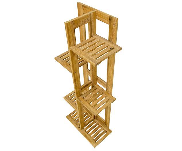 Bamboo Standing Rack